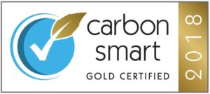 Carbon Smart Gold 2018 Logo
