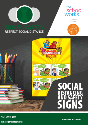 2020 Social Distancing Education Brochure