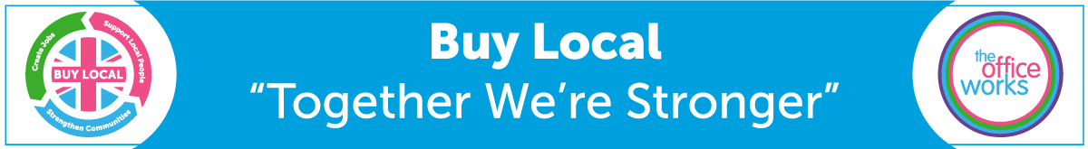 Buy local with The Office Works