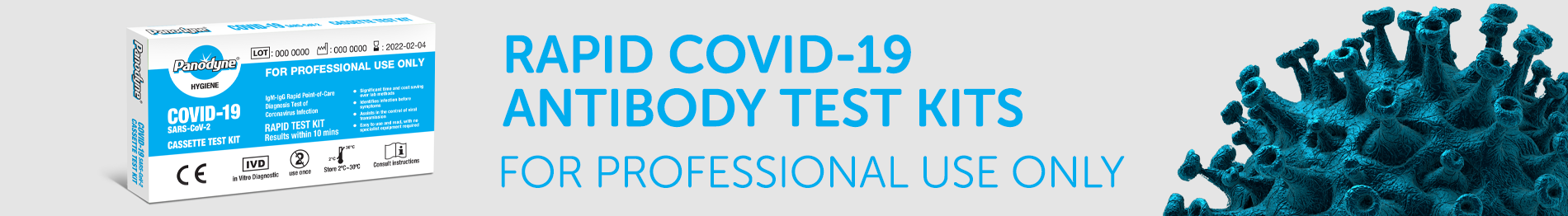 Rapid COVID-19 Antibody Test Kit