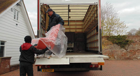 Furniture Delivery & Installation